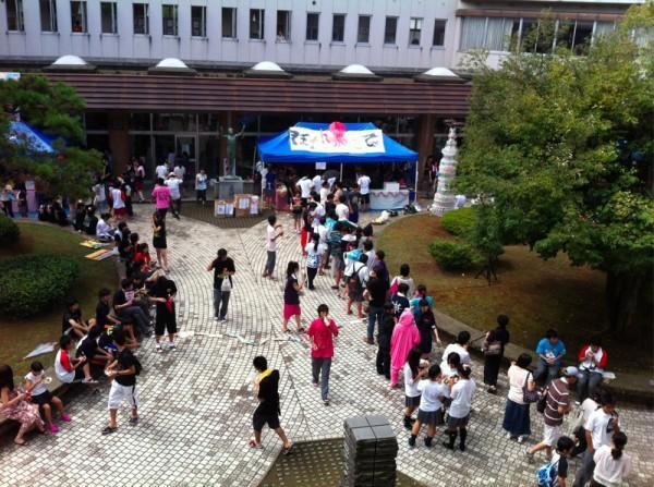金沢泉丘高校記念祭20120901