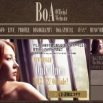 BoA official website http://www.avexnet.or.jp/boa/index.html