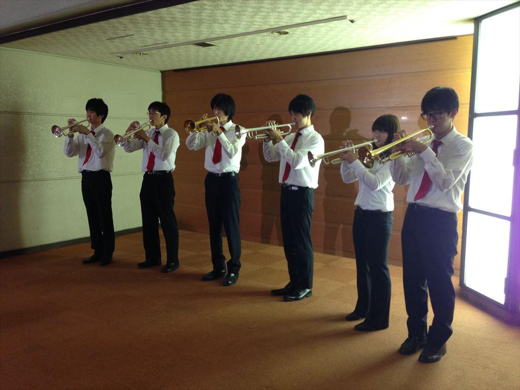 金管六重奏 京都大学吹奏楽団 第29回サマーコンサート