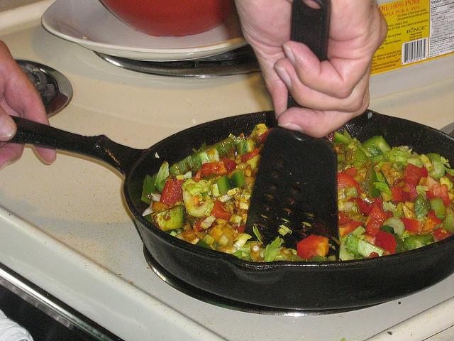フライパン一つでできるレシピ