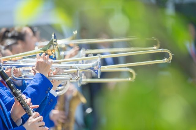 吹奏楽イメージ